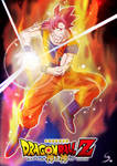 Direct Live Mondoclub : Son Goku Super Saiyan God by Cheu-Sae