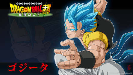 Dragon Ball Super - Gogeta Blue by Cheu-Sae