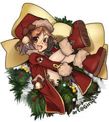 Merry Crimis by Girutea