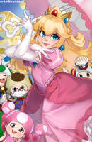 Princess Power by Girutea