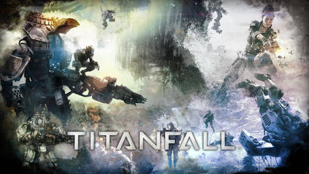 TitanFall Wallpaper by SkyCrawlers