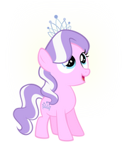All is forgiven, Diamond Tiara by Comeha