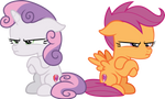 Never Gonn'a Talk to You Again! by Comeha