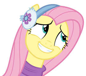 Fluttershy  - Will you lend me some bits? by Comeha