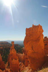 Bryce Canyon  by Dinolover3