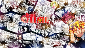 WALLPAPER - Fairy Tail by Athias95