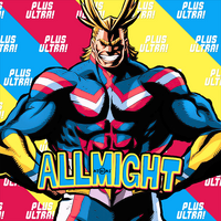 All Might by Athias95