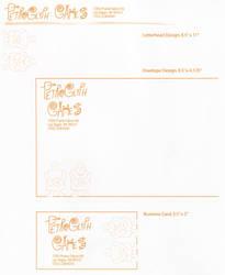 Petroglyph Games Concept Logo Stationary by mentos888