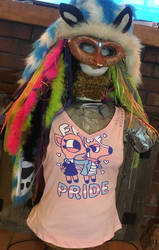 Tpride Shirt by ObscureStar