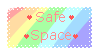 Safe space stamp by GwendolynSavetts
