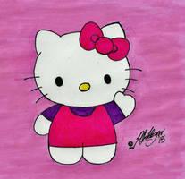 Hello Kitty by Zeax82