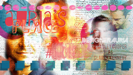 Wallpaper Bradley Cooper as Clarck Kennedy by AuriaSoares