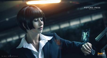 Inspector Akane Tsunemori by DidsRainfall