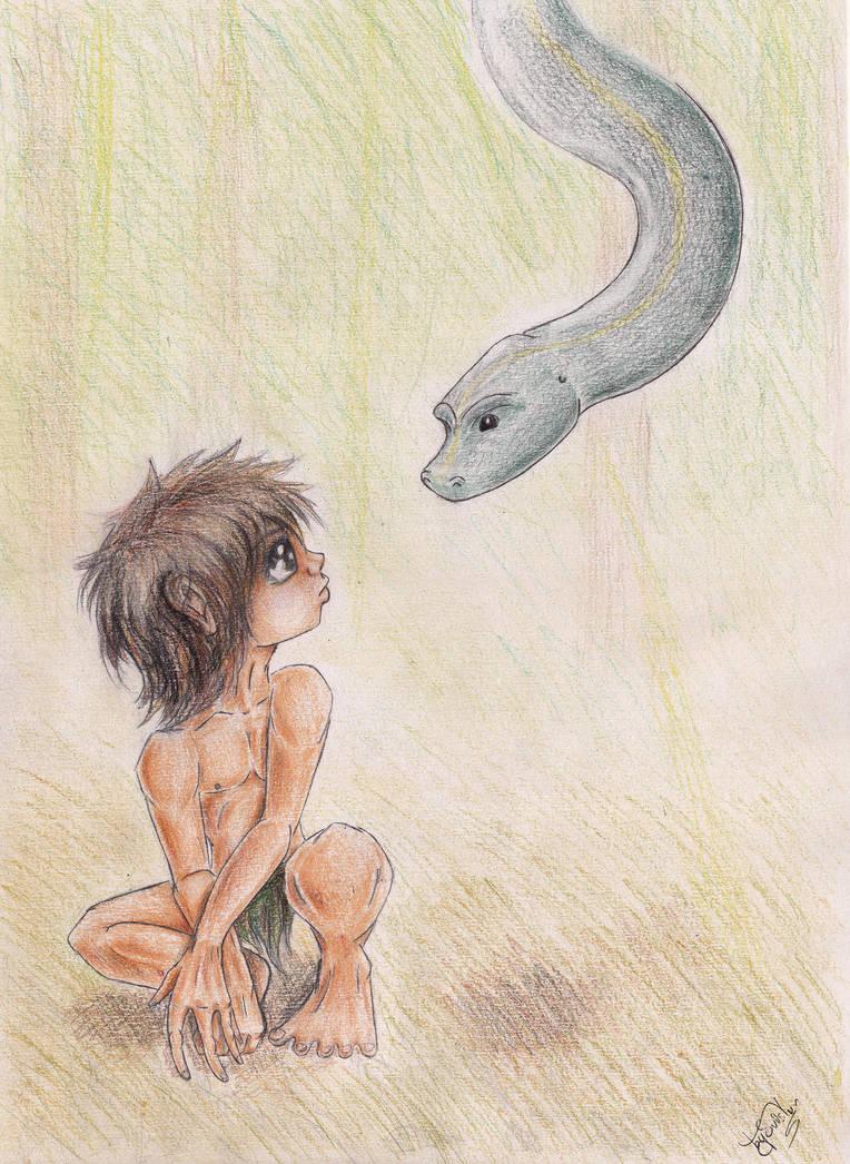 Mowgli. by Svistun