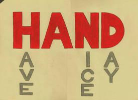 HAND. by Svistun