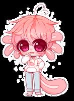 Pinky boi by KuddIebear