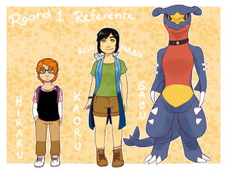 LL - Round 1 Reference by Ayumon29