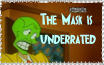 The Mask is a bit underrated - stamp by Lolinondoda