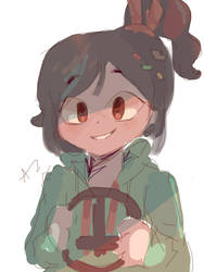 Vanellope! by KAWAiiSOLDiER667