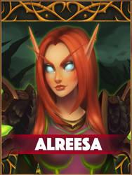 Alreesa Badge by Fynara