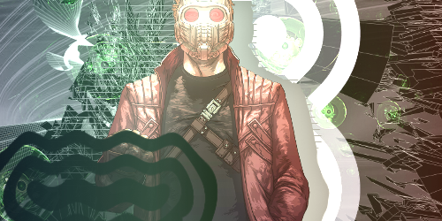 Starlord by CaptainGARcher