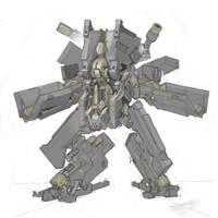 tier3_starcraft2_Warhound by panic-control
