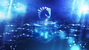 Team Liquid Wallpaper Logo - League of Legends by Aynoe