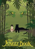 The Jungle Book - Fan Poster by JorisLaquittant