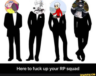 Ifunny squad by unknownwolf1996