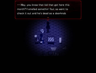 Angels of Death - Episode 2 wtf orphanage?! by unknownwolf1996