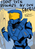 Caboose at his finest :D by Maffi96