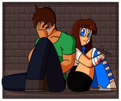 :[Minecraft] It's (not) fine: by Grimmixx
