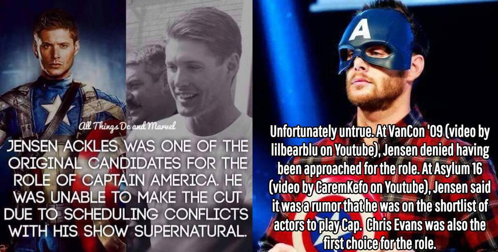 Jensen Captain America Rumor Redo by Blood-Night-Goddess