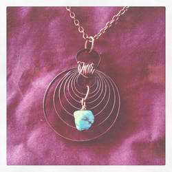 Necklace - 'Springs Eternal' by RiseFromTheAsh