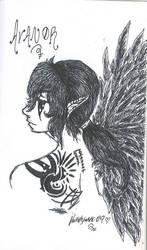 Feathered Dream by DarkByakko
