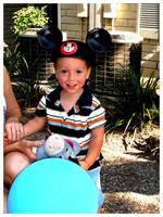 King Austin of Disney by somasal