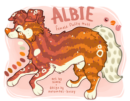 albie by mintiki