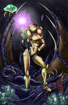 Metroid - Bounty on ZEBES by teamzoth