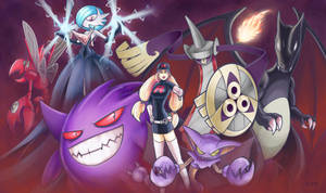 Pokemon - Rocket ACE Trainer by teamzoth