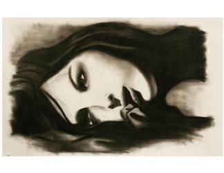 Dead Woman by bluefootedpenguin