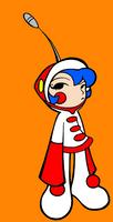 Super Milk Chan..... by kage-neko