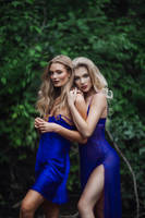 Billee and Emily by Lisa-MariePhotog
