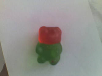 head transplant-Gummy bear by Barsine4k