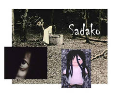 sadako mini plushie by chicharon