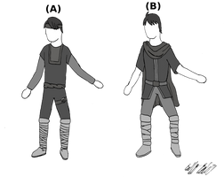 Hero Concept Art 1 by Marscaleb