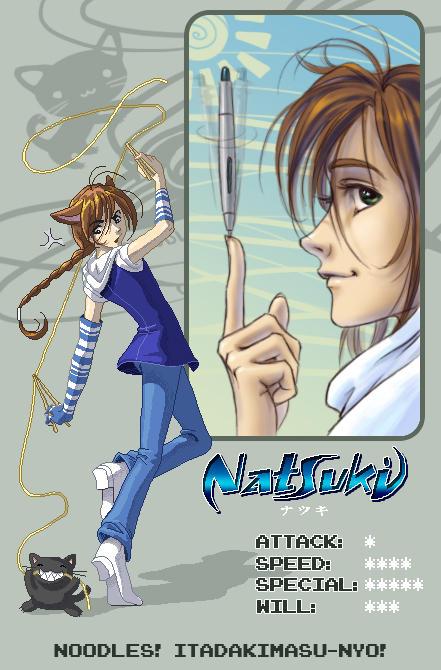 Natsuki-3's Profile Picture