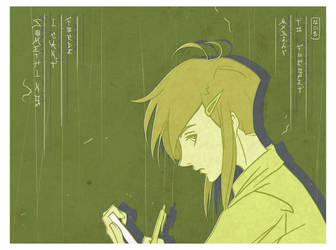 Something... by Natsuki-3