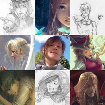 Art Vs Artist Nats by Natsuki-3