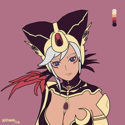[Hyrule Warriors] Cia by KishinRinku