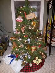 SuperNatural Christmas Tree by Ldrmas